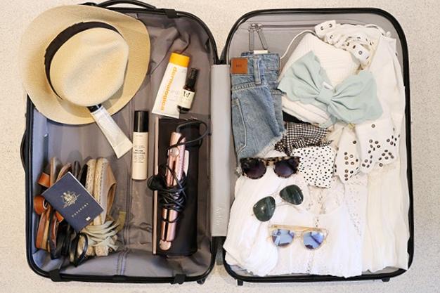 βαλίτσα διακοπών